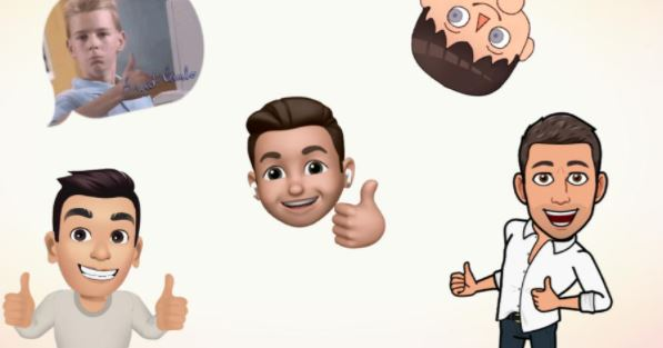 Facebook Avatar Animation GIF 2020