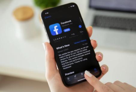 Facebook Dark Mode Settings iPhone