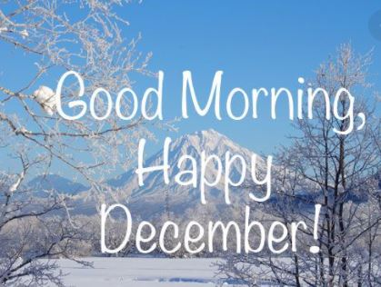 Facebook Happy December Wishes