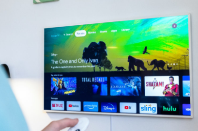 How to Uninstall Apps and Games on Google Tv