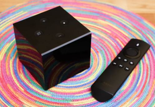 Amazon's Fire TV Cube Can Now Control Two-Way Video Calls