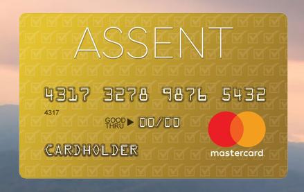 Apply for Assent Platinum Mastercard