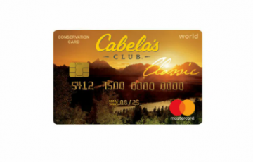 Apply for Cabela's Club Credit Card