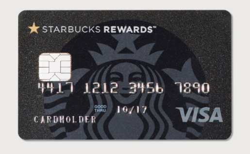 Apply for Starbucks Visa Credit Card