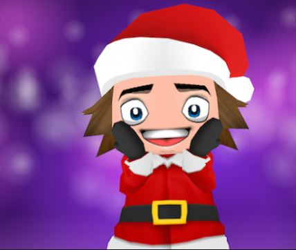 Facebook Christmas Avatar