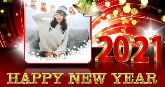Facebook Happy New Year Avatar