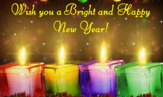 Facebook Happy New Year Wishes