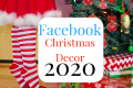 Facebook New and Used Christmas Decor for Sale 2020