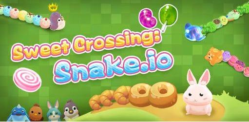 Sweet Crossing Snake.io