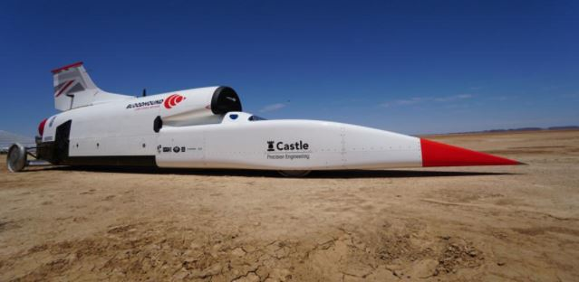 Bloodhound Requires Another Owner To Break The Land Speed Record