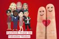 Facebook Avatar for Valentine Wishes