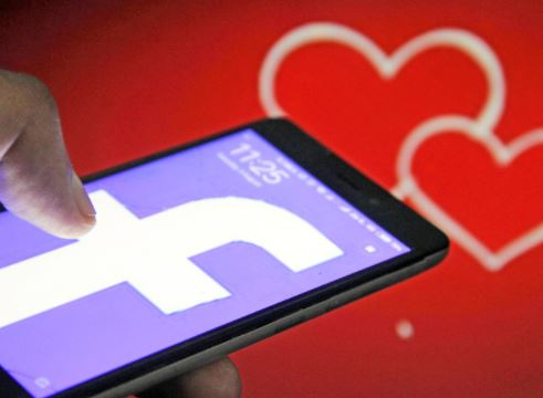 Facebook Dating Match Up