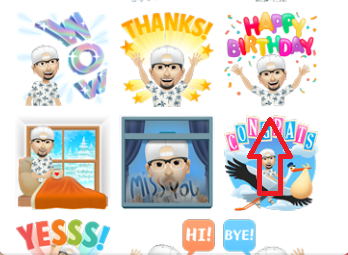 Facebook Happy Birthday Avatar
