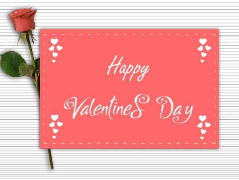 Facebook Valentine Best Wishes