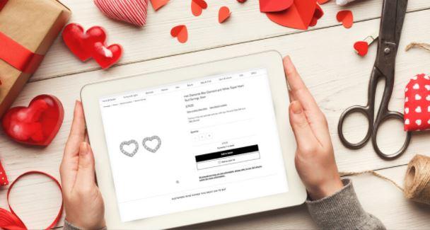 Facebook Valentine Marketplace Sales