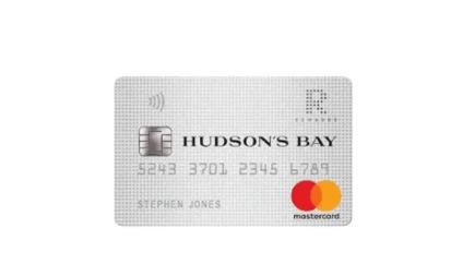 Hudson Bay Mastercard