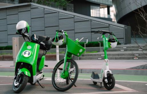 Lime Begins To Trudge Shared Electric Mopeds