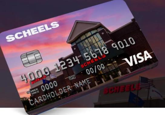 Scheels Credit Card