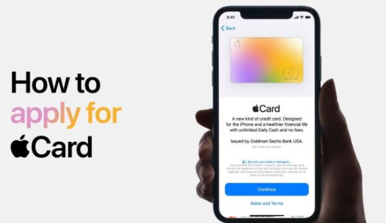 Apply For Apple Credit Card