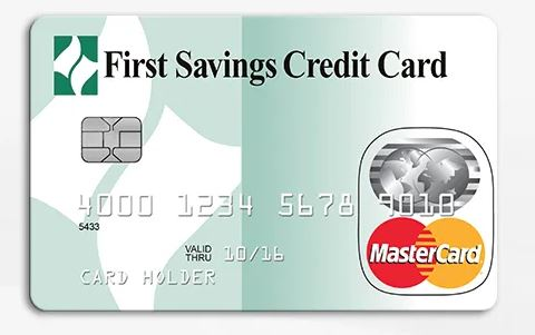 Apply for First Savings Credit Card