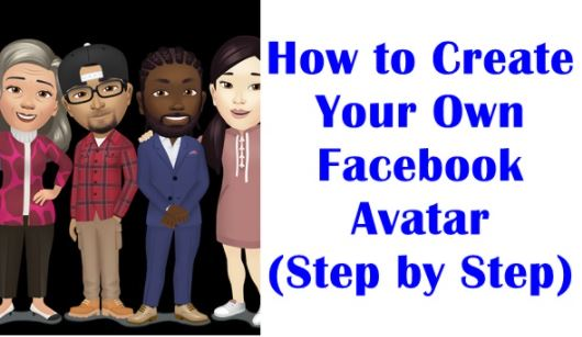 How To Make Your Own Facebook Avatar