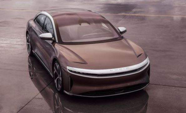 Lucid Motors Is Going Public It Begins To Sell EVs