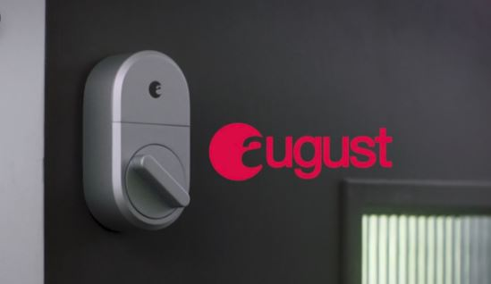 August's Wi-Fi Smart Lock Drops to 26% percent Off At Wellbots