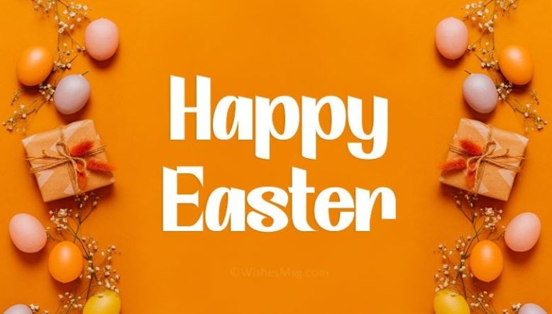 Easter Wishes from Facebook Avatar & MOM'S ALL