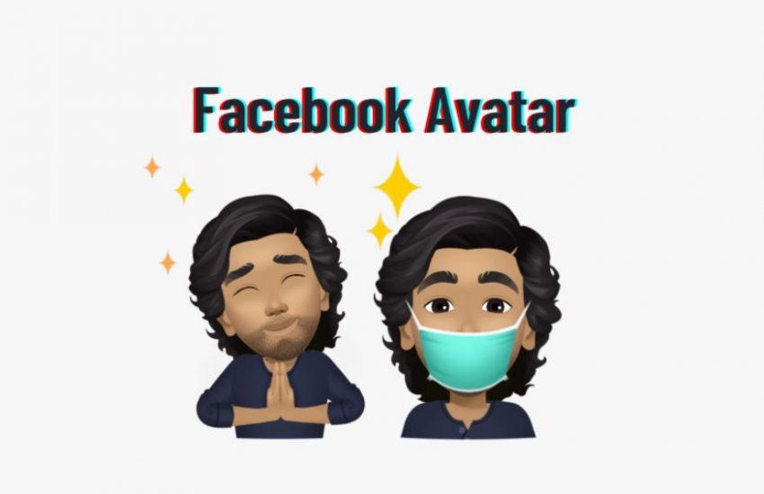 Facebook Easter Avatar 2021