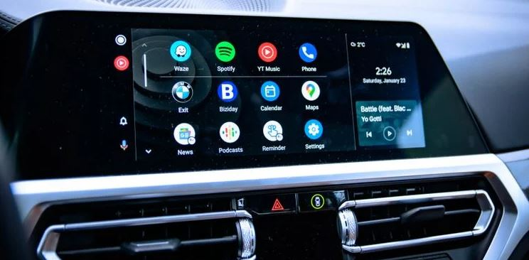 How to Access Android Auto Wireless