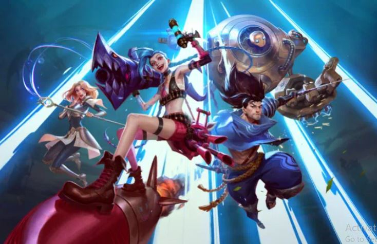 'League of Legends: Wild Rift' open beta reaches North America on March 29th
