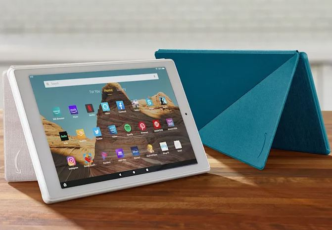 Now You Can Buy Amazon's 64GB Fire HD 10 tablet at Almost half The Price