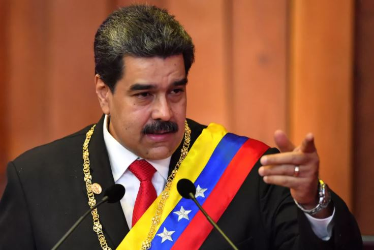 President Maduro's Facebook Page Is Now Read-Only