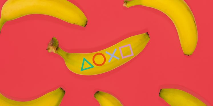 Sony Might Let Users Control Their PlayStation with a Banana
