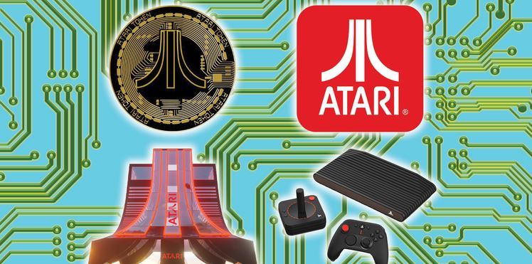 Atari Announces Partnership With Crypto Gaming Operation to Develop Casino