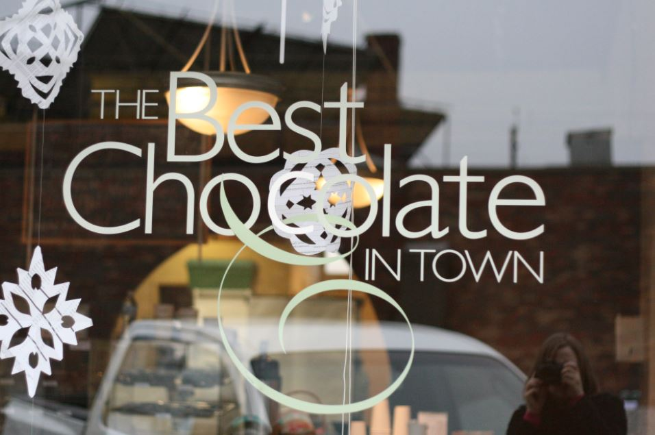 Best Chocolate in Town