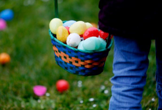 Easter Egg Hunt 2021 on Snapchat