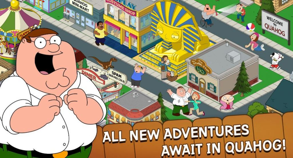Family Guy The Quest for Stuff APK 3.10.1