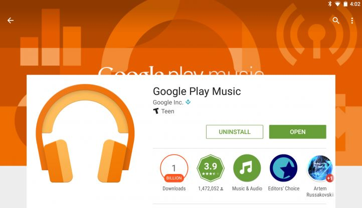 Google Play Music APK 8.29.9113-1.W