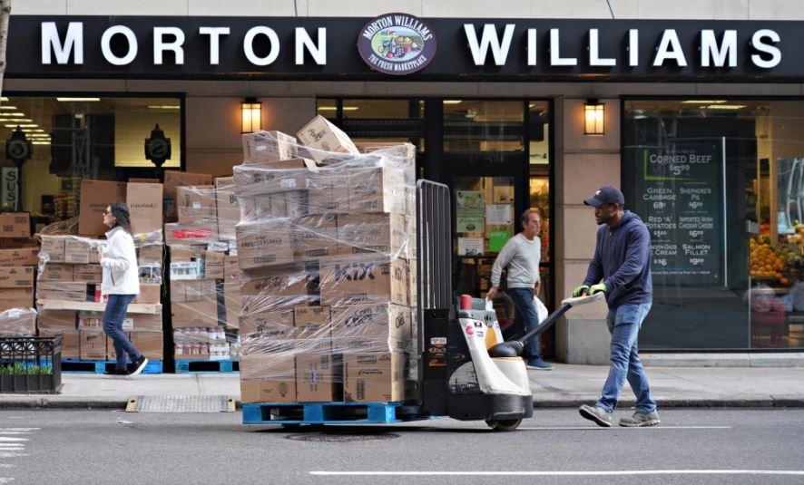 Morton Willians Supermarkets