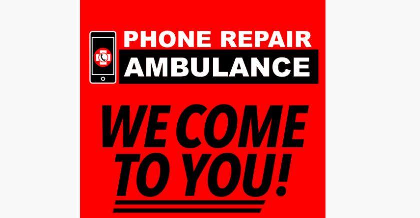 Phone Repair Ambulance
