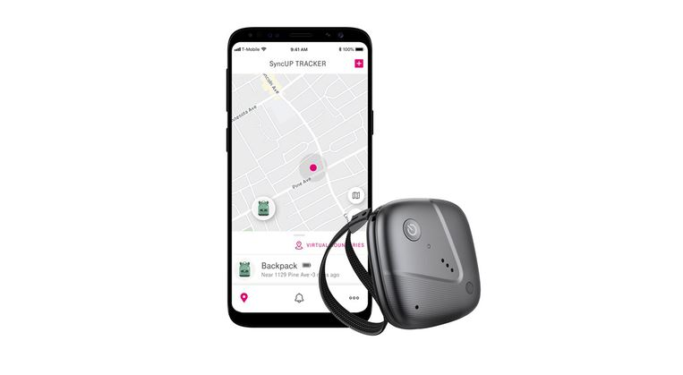 T-Mobile Rolls Out SyncUP Trackers to Help You Locate Lost Items