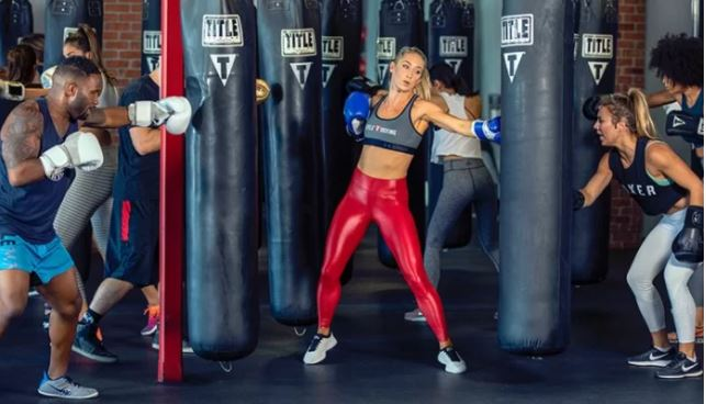 TITLE Boxing Club Charlotte