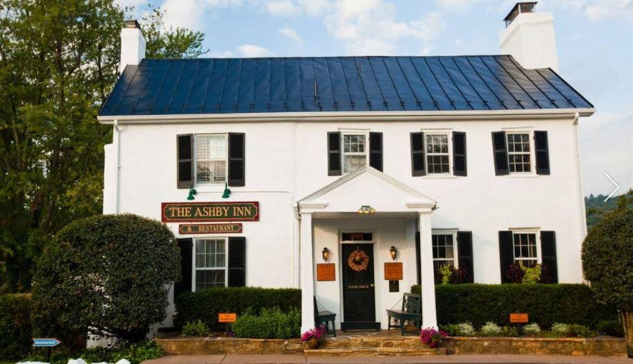 The Ashby Inn & Restaurant