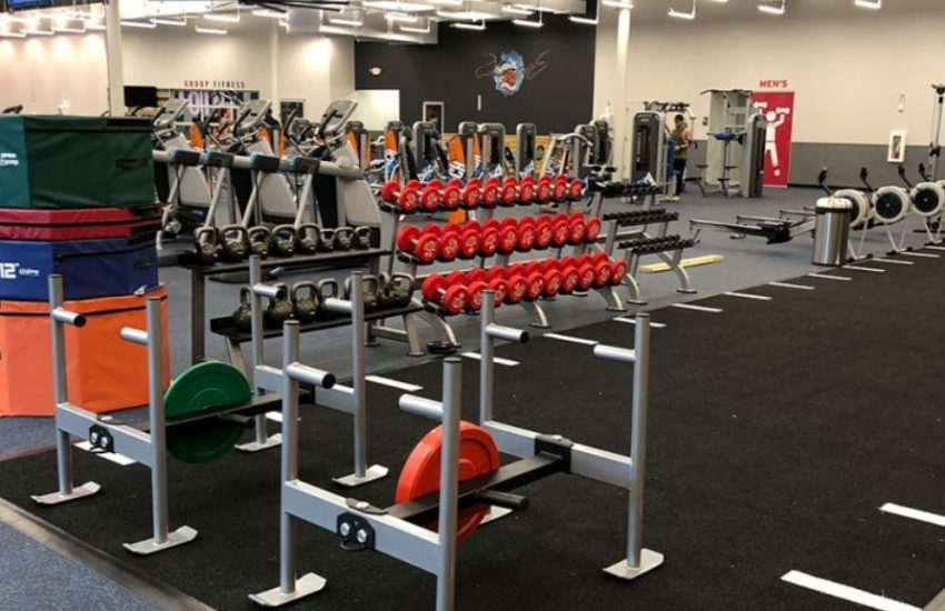 Top 5 Gyms in Charlotte