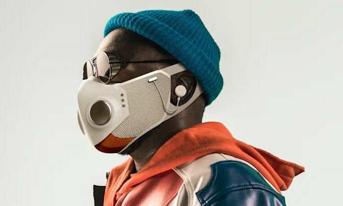 Will.i.am's Xupermask HEPA face mask is Set At $299 with built-in ANC earphones