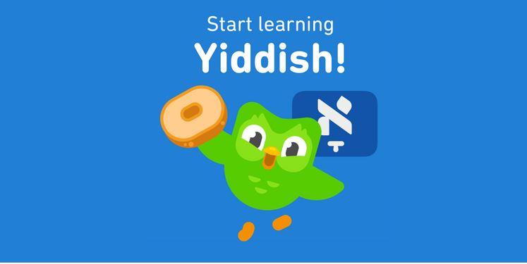 Yiddish on Duolingo