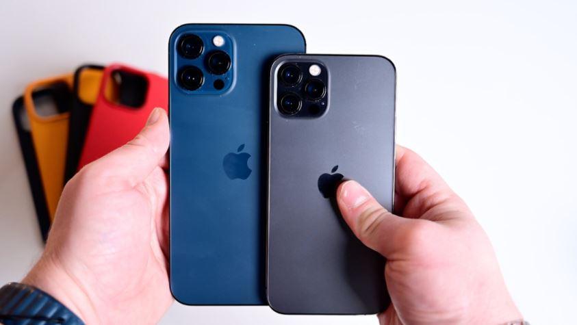 iPhone 12 Pro vs. iPhone 12 Pro Max
