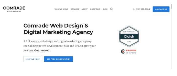 Comrade Digital Marketing Agency