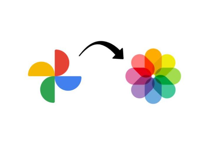 How to Transfer Pictures from Google Photos to iCloud